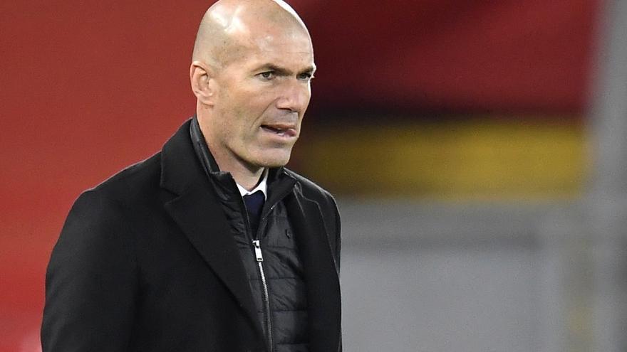 Zidane pide irse