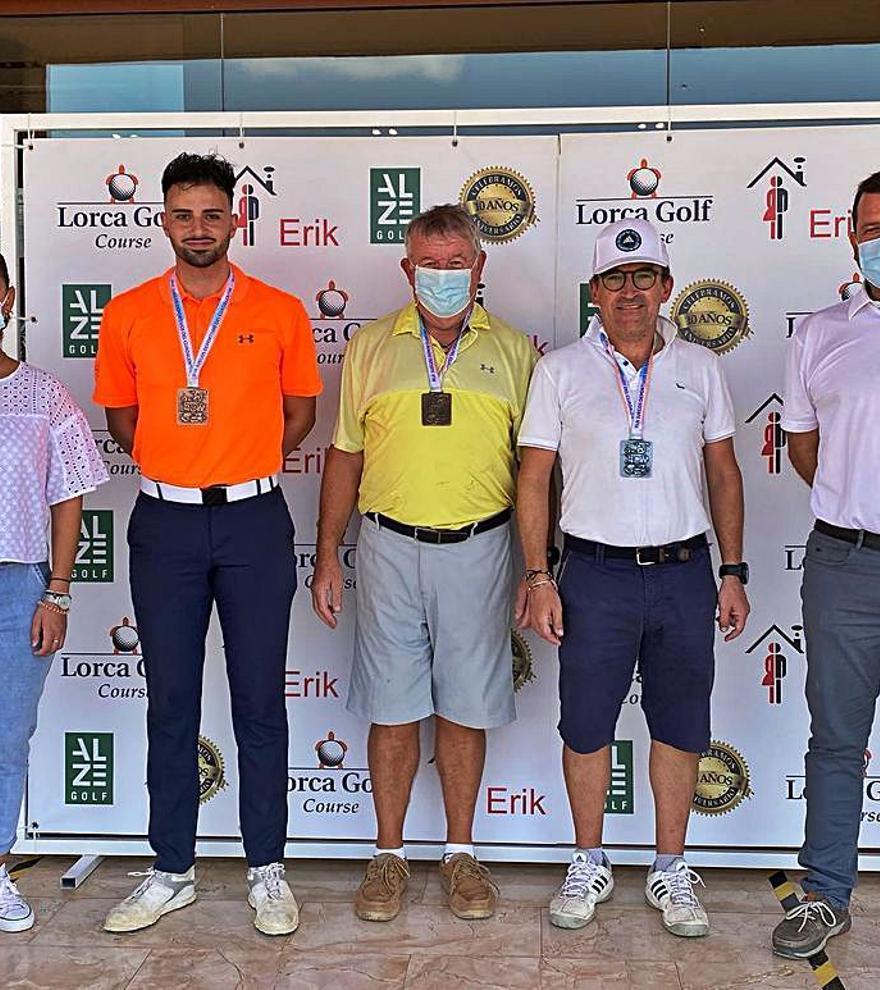 Los Juegos del Guadalentín llegan al Lorca Golf Course