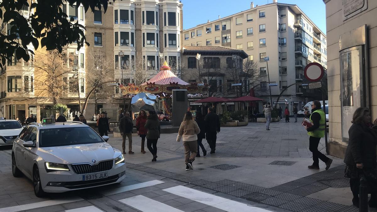 Imagen de archivo de la calle Don Jaime I