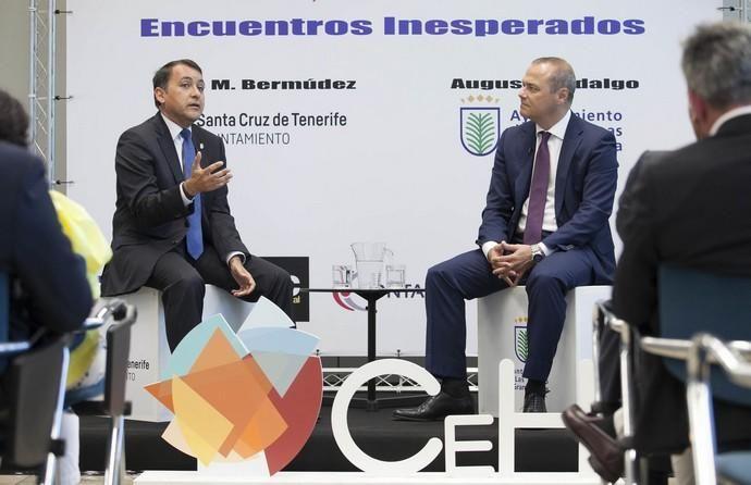 Encuentro de los alcaldes de Santa Cruz de ...