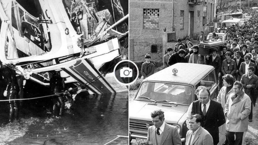 Accidente del río Órbigo: 45 vidas truncadas en un siniestro que conmocionó Vigo