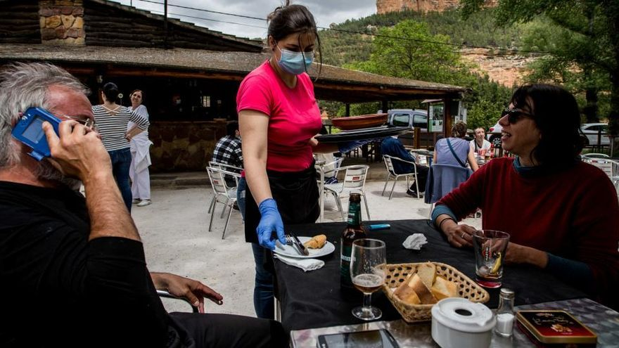El Rincón de Ademuz, libre de coronavirus