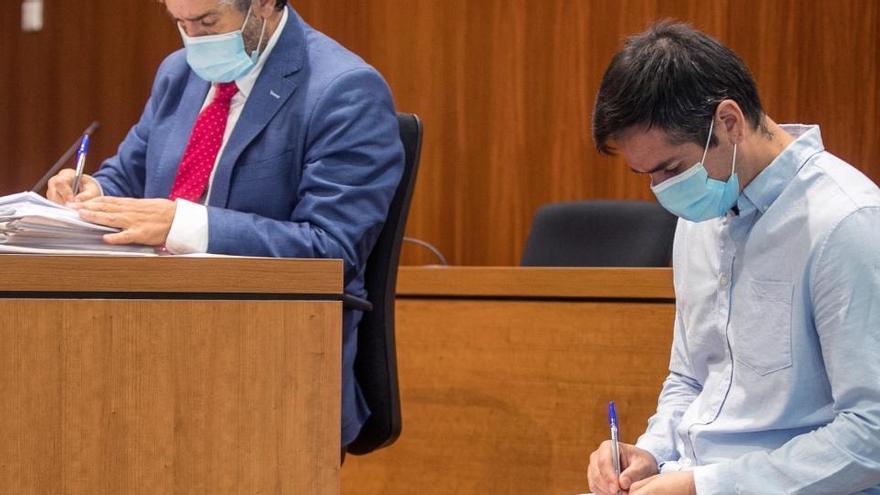 Visto para sentencia el juicio contra Lanza por el asesinato de Víctor Laínez