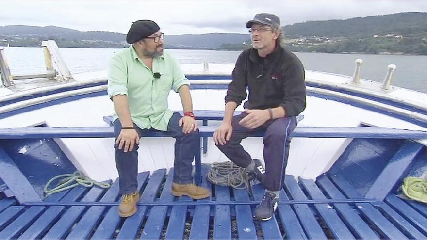 O programa 'Ribeiras de Salitre' visita hoxe o porto da localidade coruñesa de Ares