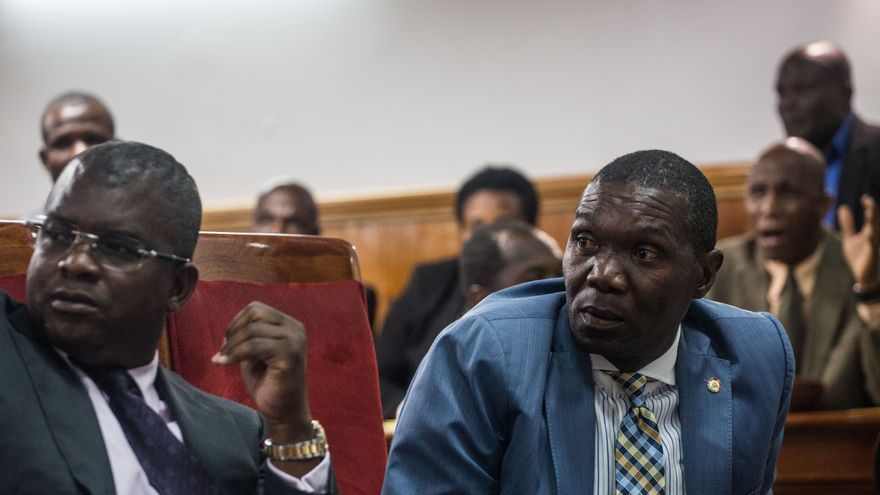 El Senado haitiano designa un presidente provisional desafiando a Joseph