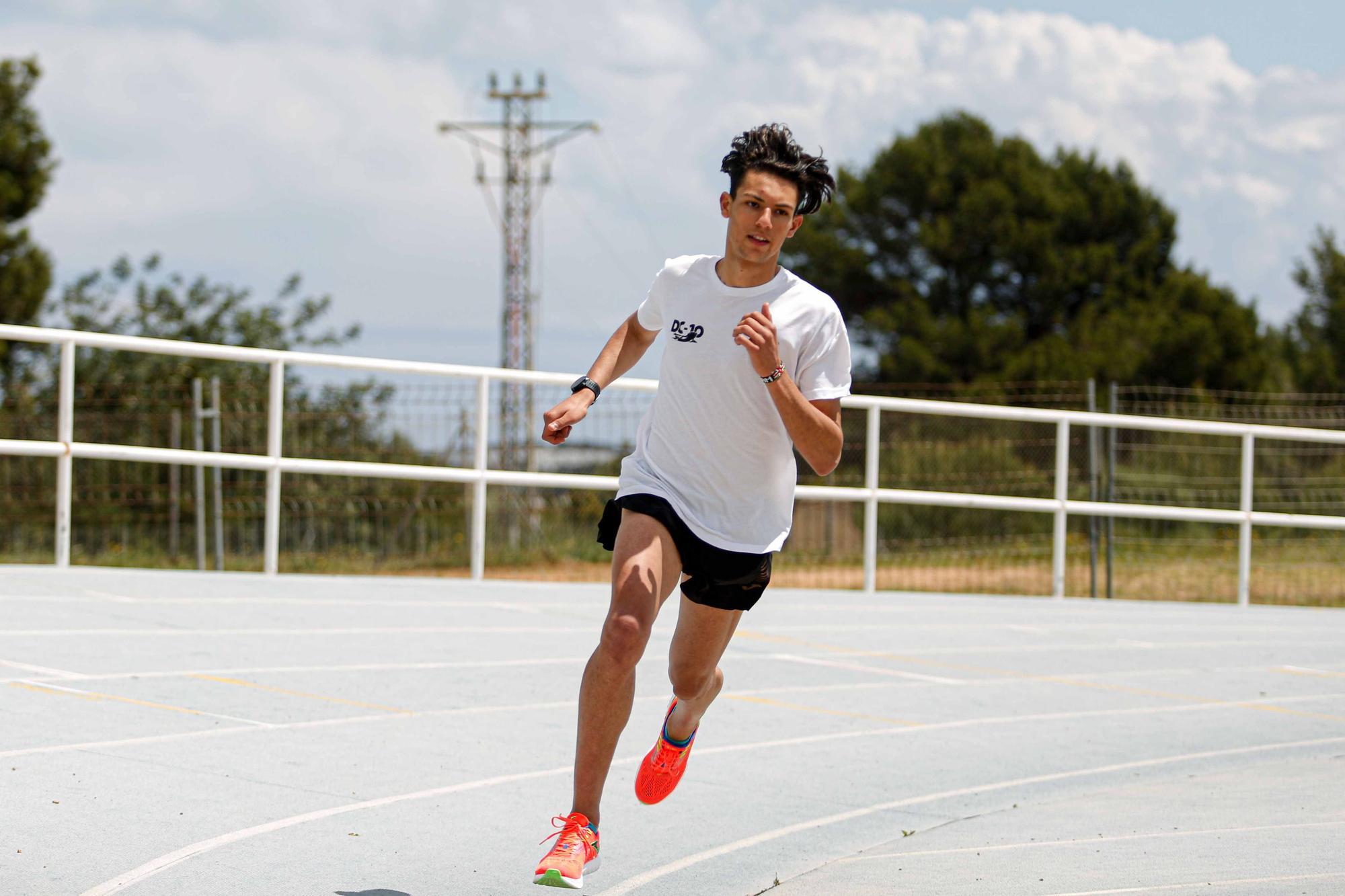 Imad Ahajjam: «Mucha gente cree que entrenar y hacer el Ramadán es imposible»
