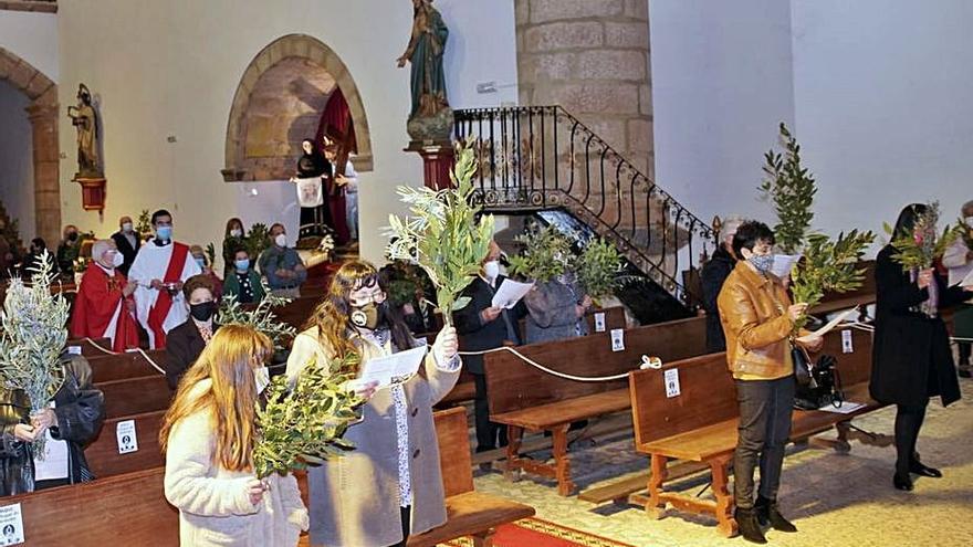 Bercianos suspende todos los actos de Semana Santa
