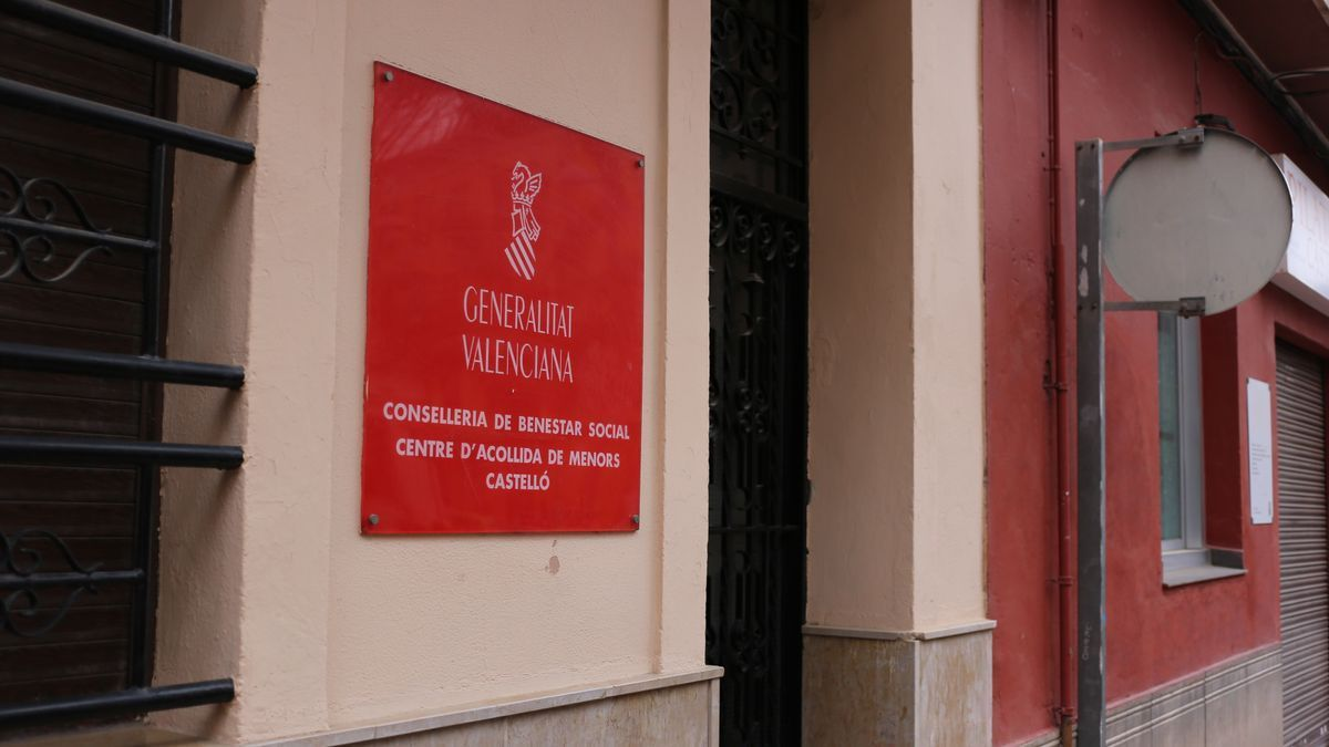 Image of the meeting point of Capuchinos avenue,