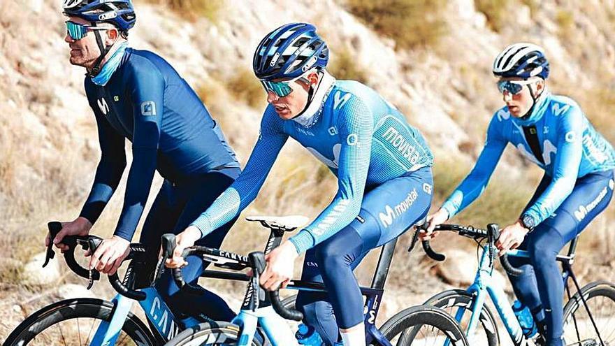 Enric Mas inicia la temporada en el Tour de Provenza