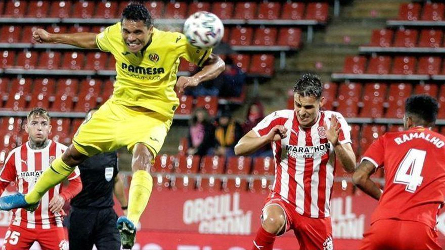 El Villarreal se medirá al Girona en octavos de final de la Copa a partido único en Montilivi