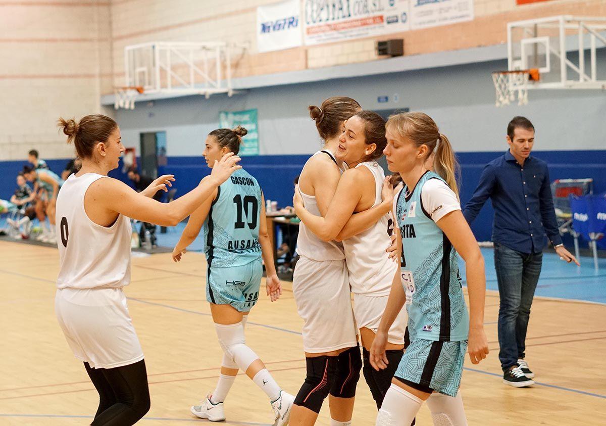 Liga Femenina 2: Milar Córdoba BF - Barakaldo