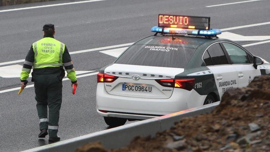 Muere un ciclista tras colisionar contra un vehículo en Ourense