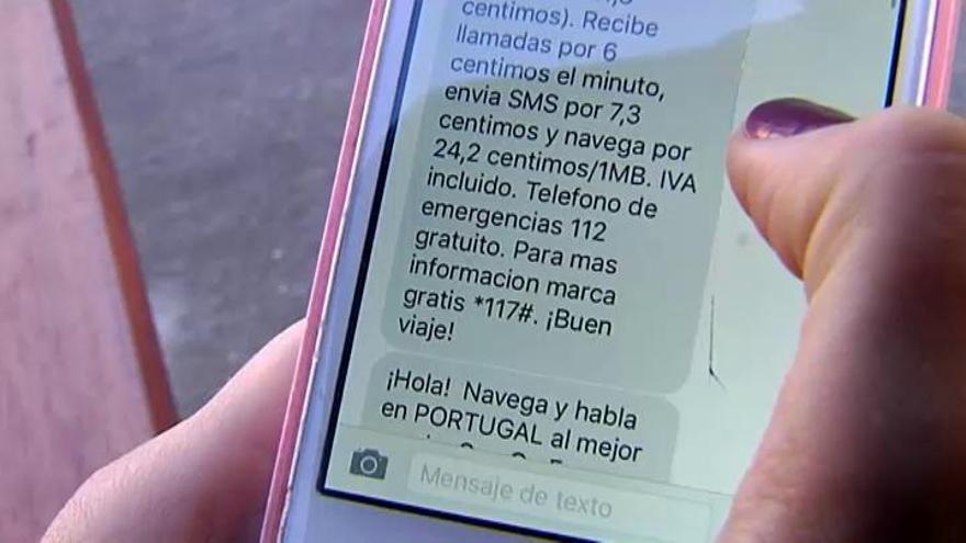 Bruselas presenta su plan final para acabar con el 'roaming'