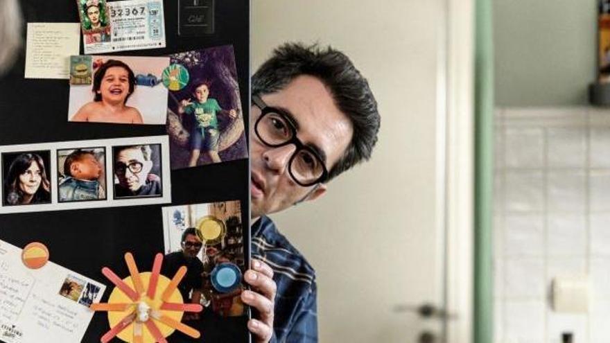 """Berto Romero: """"Descubrí mi vocación cómica en la tienda de mi barrio"""""""
