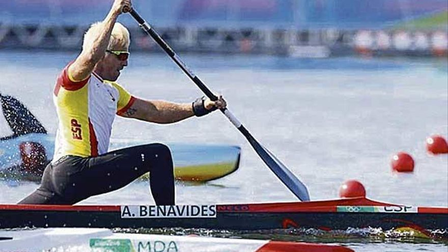 """Sete Benavides: """"En un Mundial siempre lo he tenido más complicado que en los Juegos"""""""