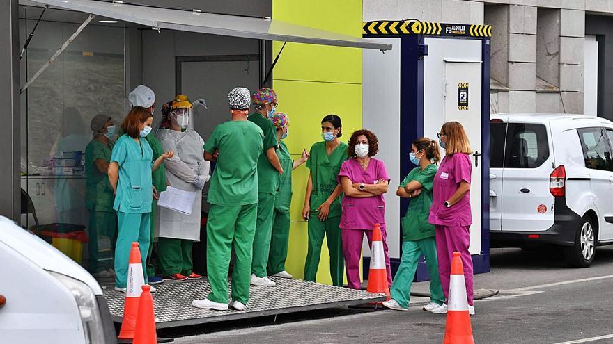 Última hora coronavirus Galicia | El área de A Coruña concentra el 43% de los nuevos casos diarios