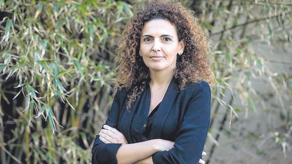 Celia Megías: «Soy la tercera de cinco hermanos y eso marca, tienes que espabilar»