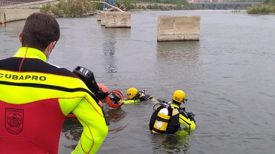 """""""La búsqueda del menor de 13 años en el Ebro está siendo muy difícil y palmo a palmo"""""""