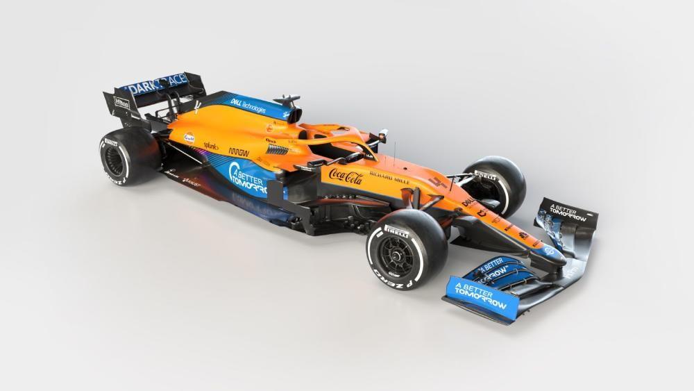 McLaren MCL35M (Daniel Ricciardo y Lando Norris)