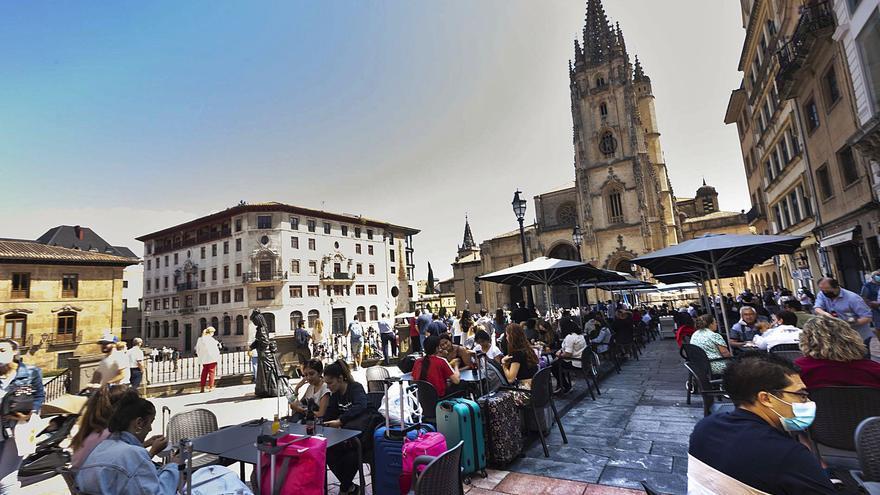 La Catedral celebra hoy 1.200 años con cifras récord de afluencia turística