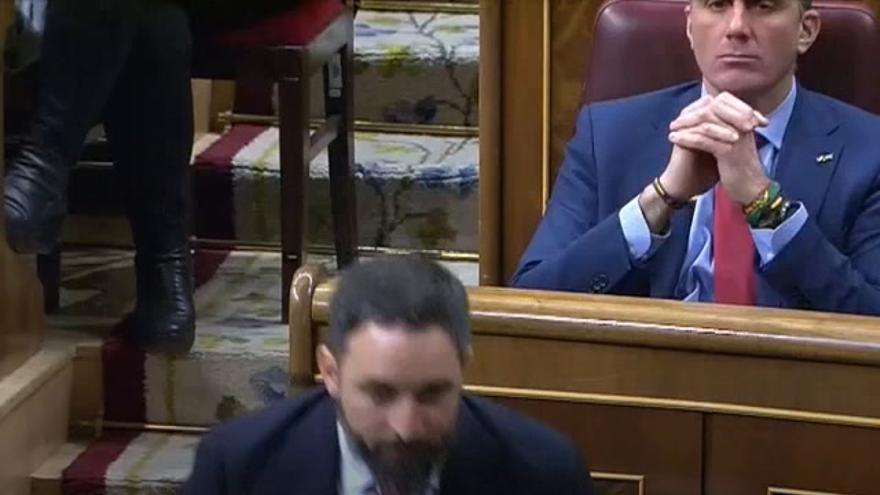 Investidura de Pedro  Sánchez como presidente del Gobierno (7 de enero del 2020)
