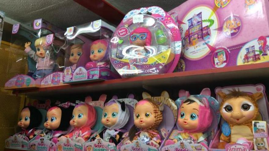 Los juguetes más buscados estas Navidades