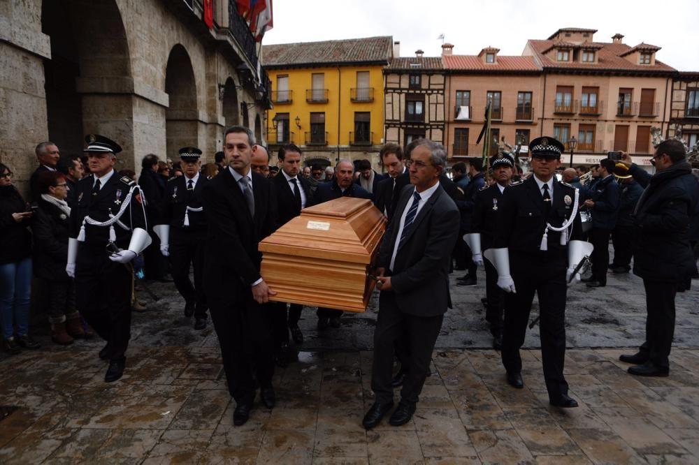 Funeral de Jesús López Cobos