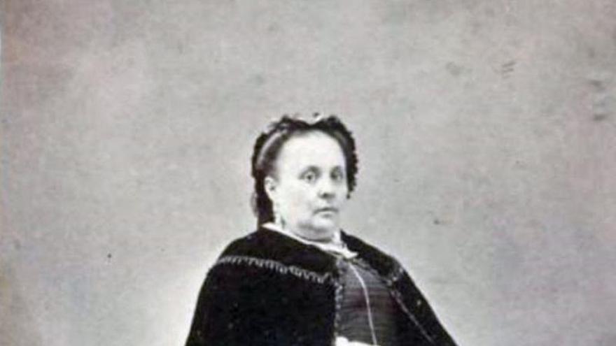 El efecto Matilda: Amalia López Cabrera