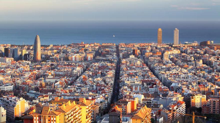 Mejores distritos para vivir en Barcelona
