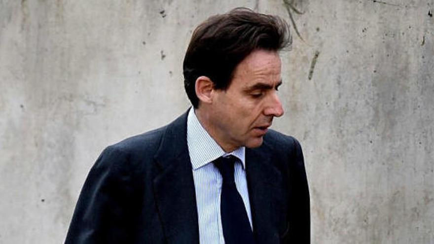 López Madrid paga la fianza impuesta por el juez