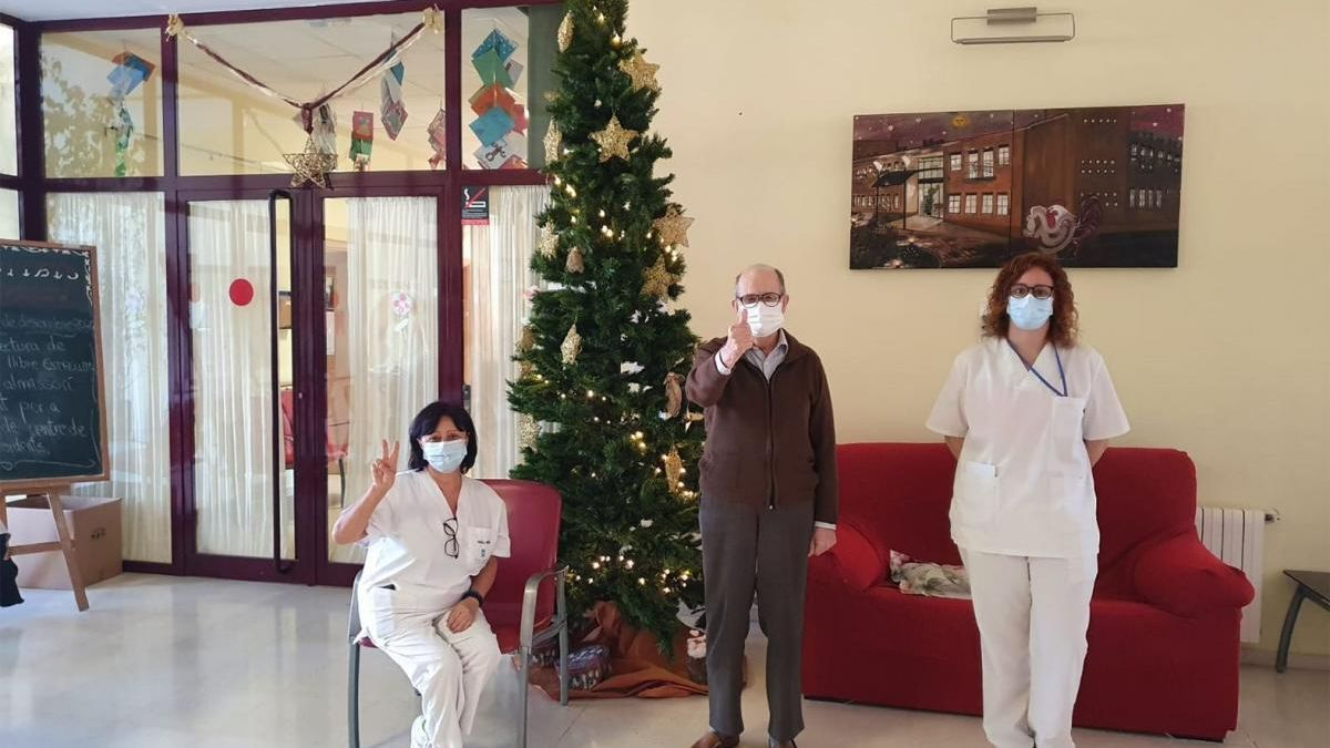 Primeras vacunas covid para dos geriátricos de Burriana y Almassora