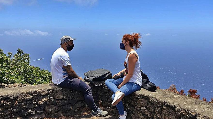 Comienza el rodaje de 'Gleich', que  se filmará entre Tenerife y El Hierro