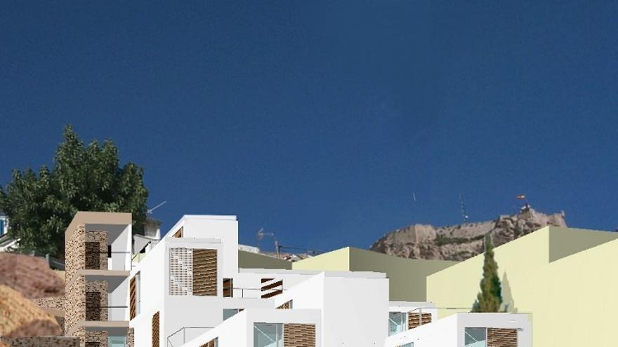 El Ayuntamiento de Alicante adjudica por unanimidad las obras de nuevas viviendas sociales por 1,1 millones