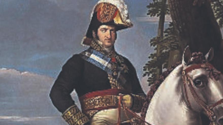 Fernando VII,  el rey felón