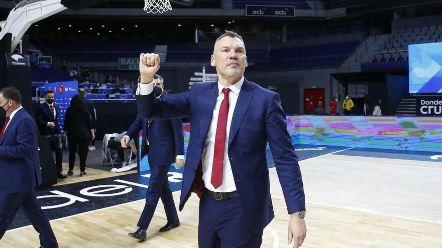 """Saras Jasikevicius: """"Para ganar cosas importantes se necesita ser más cabrón"""""""