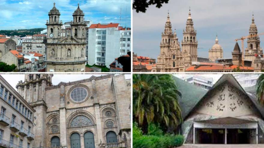 La Iglesia inscribe 35.000 nuevos bienes inmuebles, de los que 7.131 se ubican en Galicia
