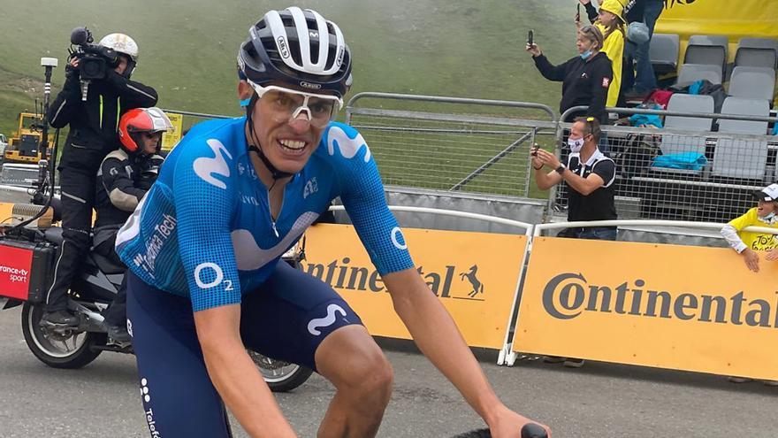 Enric Mas liderará al equipo Movistar en La Vuelta