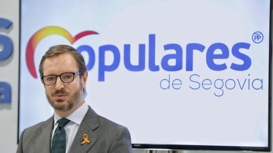 """Maroto afirma que los dirigentes de Cs en Castilla y León """"tienen más sentido común"""" que su dirección"""