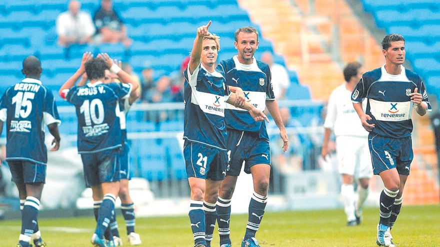 El Tenerife mejora el inicio de temporada de los dos últimos ascensos