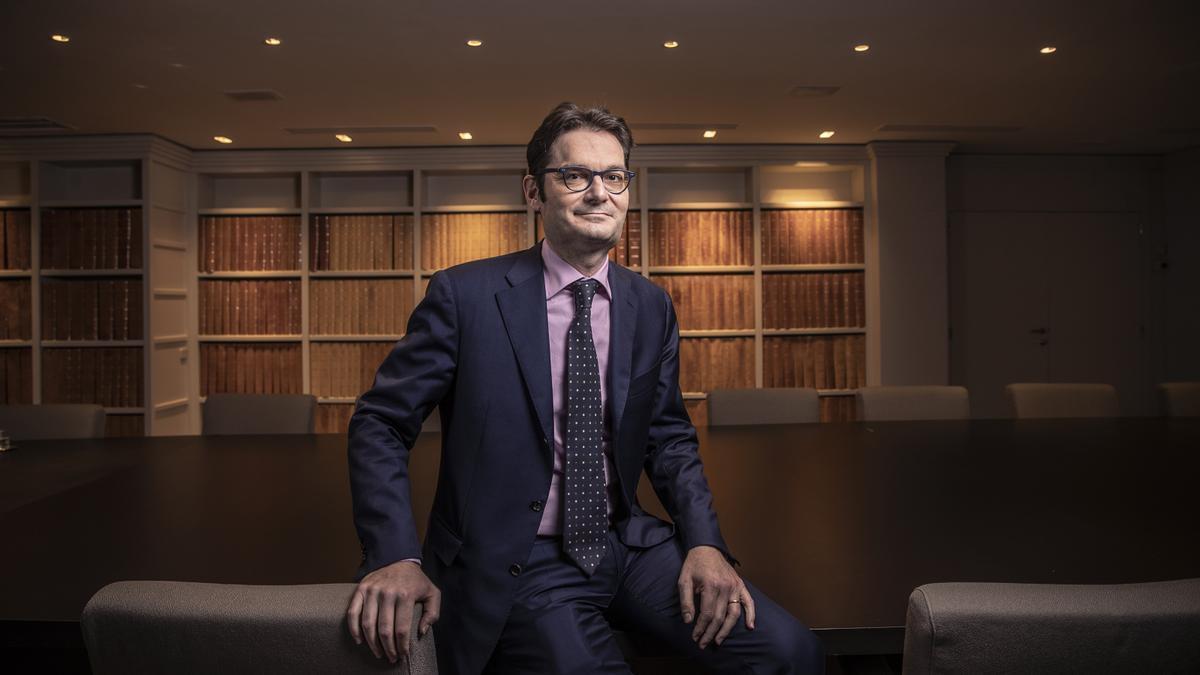 Josep Oughourlian, nuevo presidente no ejecutivo de Prisa.