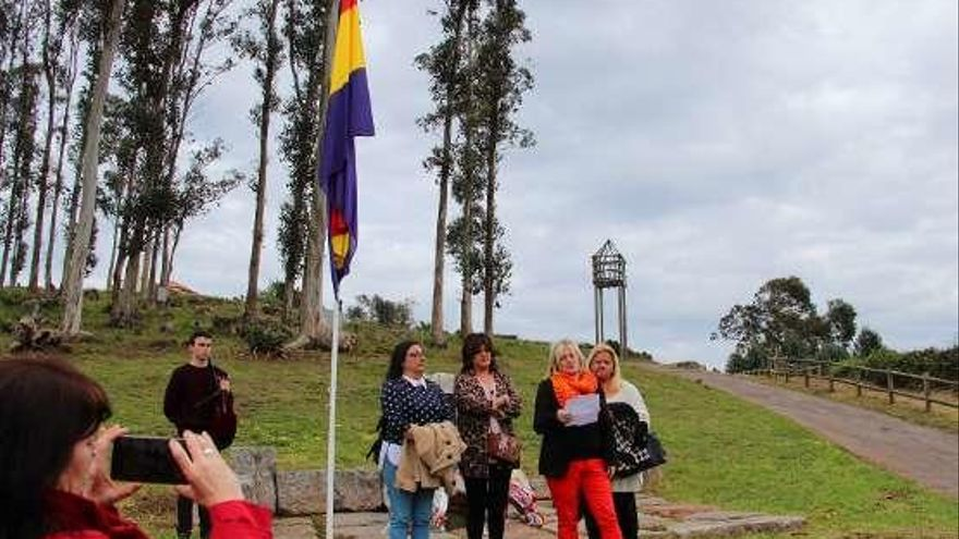 """""""Les Candases"""", en el Día de la República"""