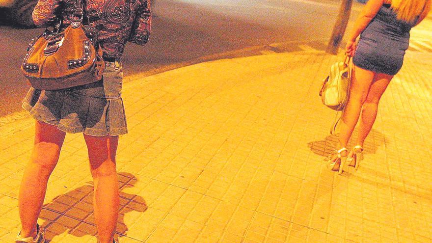 La prostitución sobrevive al covid