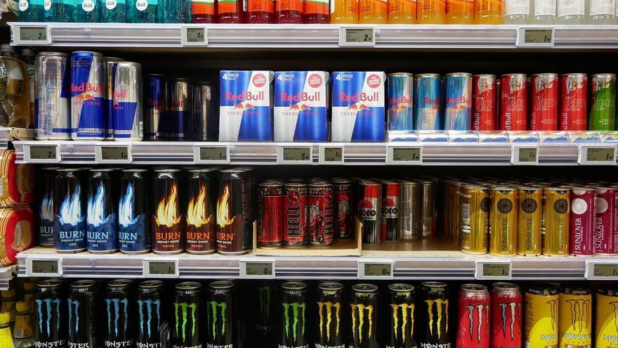 Los riesgos del abuso de las bebidas energéticas