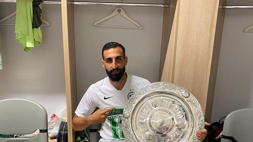 """En Israel me he vuelto a sentir futbolista"""