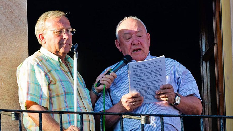 Tábara despide a un sabio: adiós a Eugenio Rosado