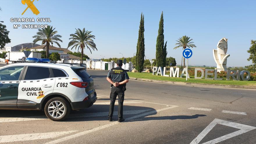Dos detenidos en Palma del Río por cometer once robos en locales de hostelería y coches
