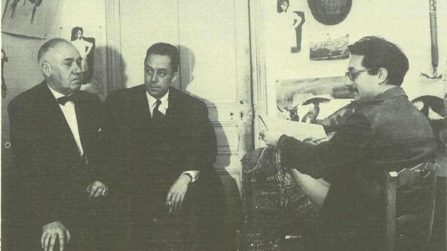 Orlando Pelayo y la pasión por Asturias de Albert Camus