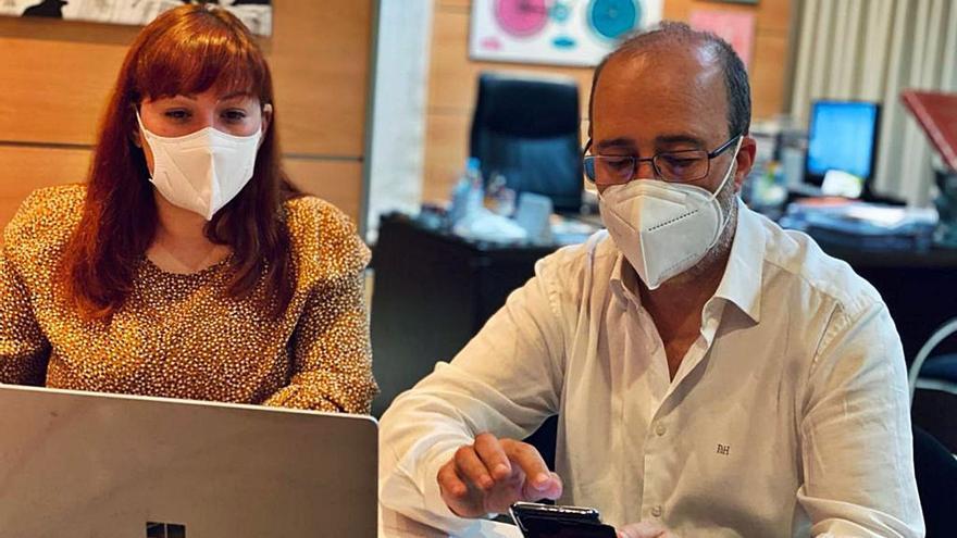 La mitad de los pueblos de la Ribera ya superan el índice máximo de contagios
