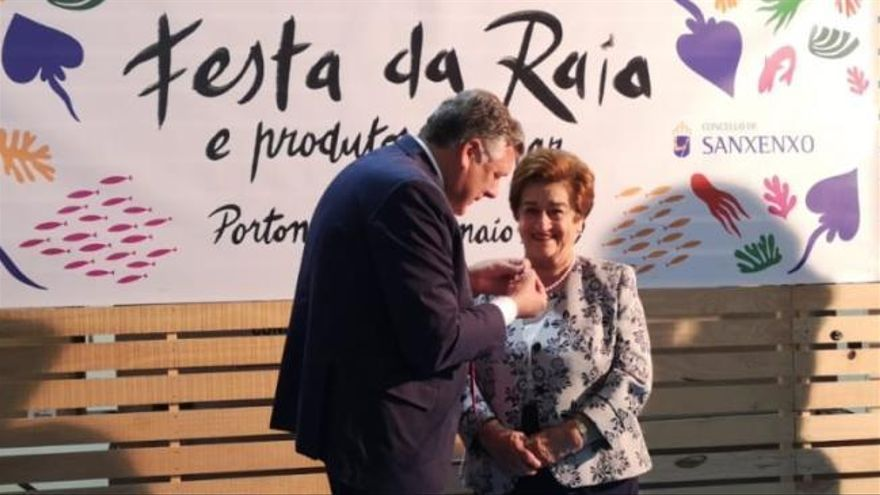 La Festa da Raia supera las cifras de los dos últimos años