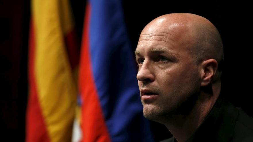 Jordi Cruyff deja de ser seleccionador de Ecuador